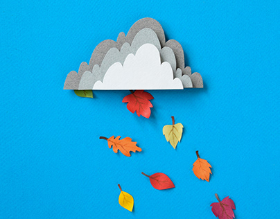 Fall | Stop motion animation