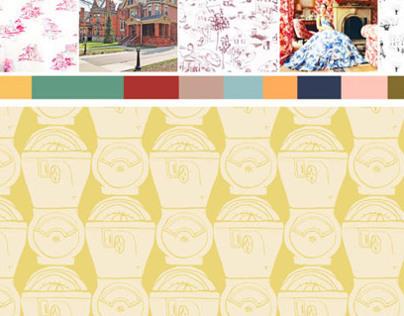 Detroit Patterns