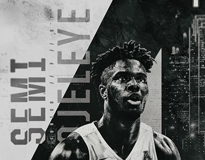 SMU Basketball Spotlights
