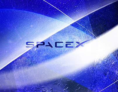 SpaceX Logo Reveal