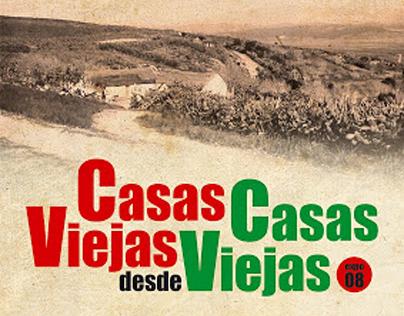 Cartel exposición 'Casas Viejas desde Casas Viejas'