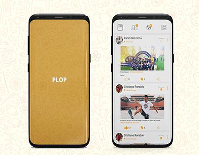 PLOP - Social Network
