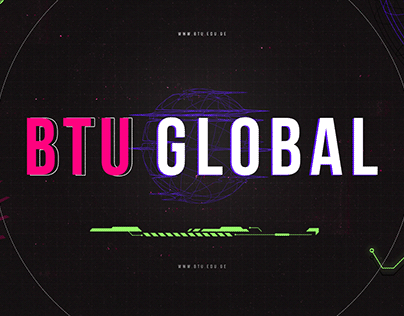 Poster Series for BTU