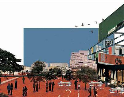 Cultivate Rogoredo, Milan / A New Centrality