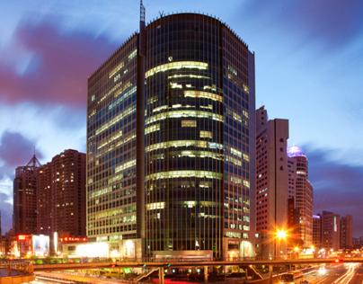 Centro Huanzhi International, Shanghai 2012