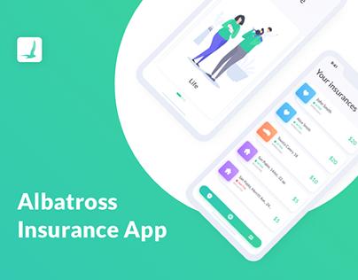 Albatross. Insurance App