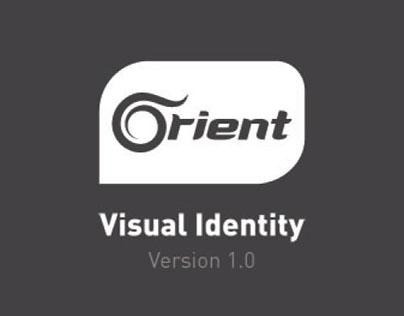 Orient TV Brand Identity
