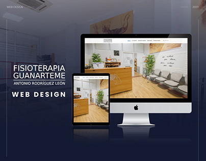 Web Design | Fisioterapia Guanarteme