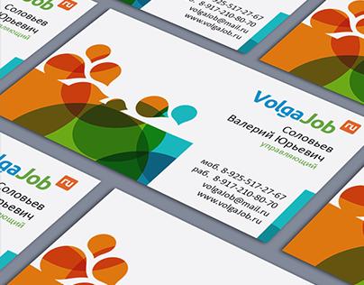 Volga Job Logo