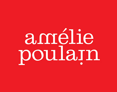 AMÉLIE POULAIN logo