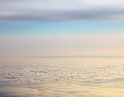 Meditative Space: Clouds