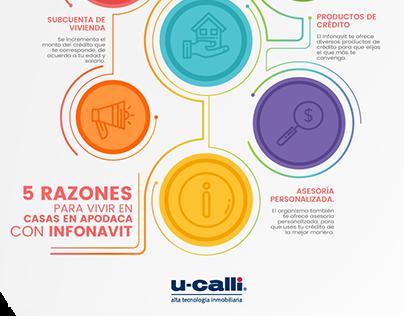 5 razones para vivir en casas en Apodaca con Infonavit