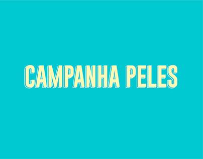 CAMPANHA PELES - DR. LEONARDO CESAR