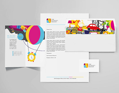 Museum of Applied Arts Identity