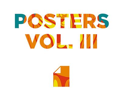 Posters Vol. III