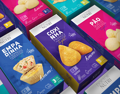 DOCTOR NUTRI - PACKAGING - by FAZdesign