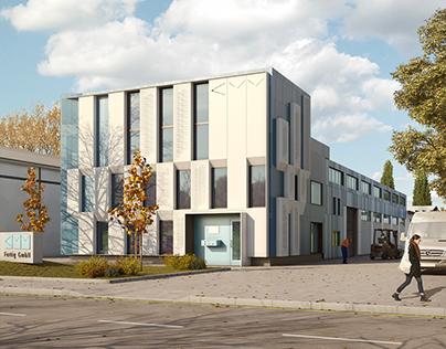 CMM Fertig Headquarters - Wallau, Germany