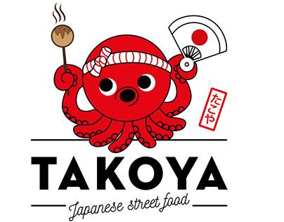 Takoya japanese street food