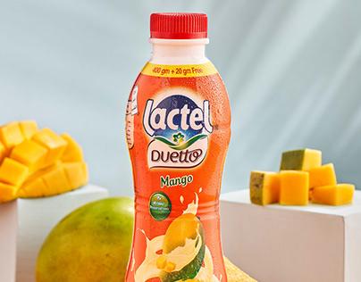 Lactel Summer Campaign