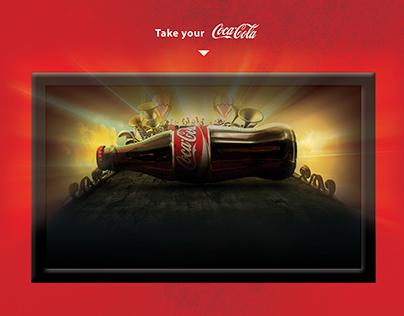 Coca Cola / Print Ad