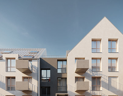 New Moon, apartment complex