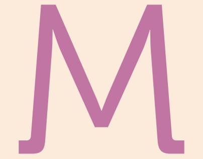 Type Specimen (Museo Sans)