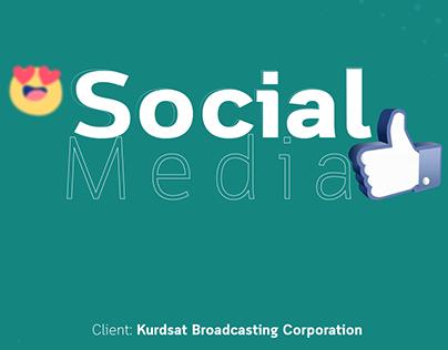Social Media - Kurdsat