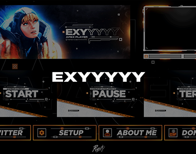 Exy's Stream Pack
