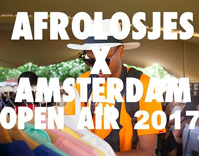 Afrolsjes x A'dam Open Air 2017 By Dacosta Photography