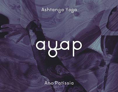 Ashtanga Yoga Ano Patissia