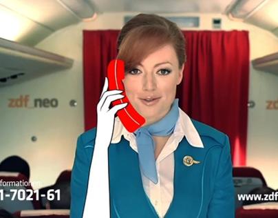 ZDF NEO TVC