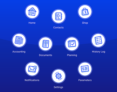 lil blues icon pack