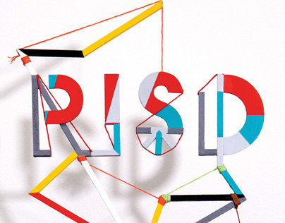 RISD Admissions poster