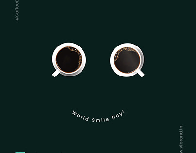 International Coffee Day and World Smile Day