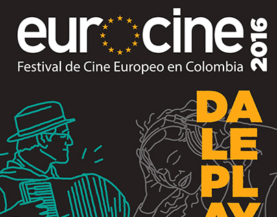 "Poster: ""DALE PLAY"" Eurocine 2016"