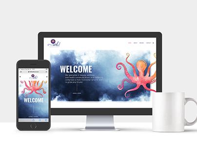 Website Design for Ink! Communications