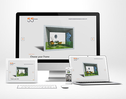 Responsive Website | Soini Immobilienentwicklung