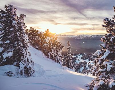 Belledonne - French Alps
