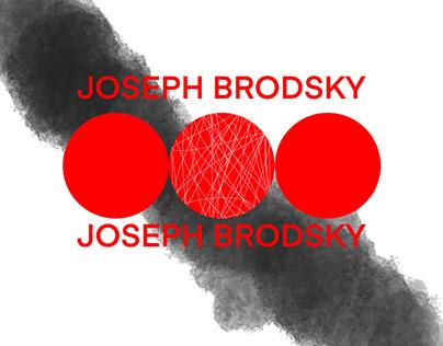 "JOSEPH BRODSKY ""A PART OF SPEECH"""