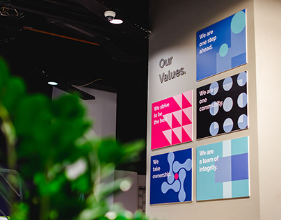 Commencis Brand Design Projects