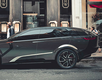 Range Rover Ascot