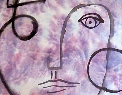 """""""One eye sees, one eye feels"""" Paul Klee"""