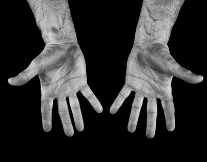 WHEELCHAIR HANDS