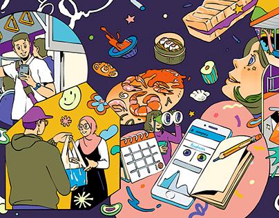 Illustration for JENIUS Blog