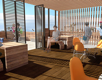 PUBLIC SPACE RENOVATION - BEACH CONCESSION STAND