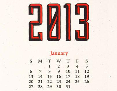 5NINES Customer Appreciation Calendar