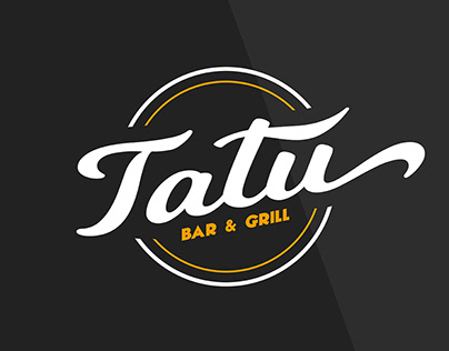 Logo design for Tatu Bar & Grill