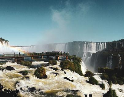 Iguazu Falls / Cataratas do Iguaçu