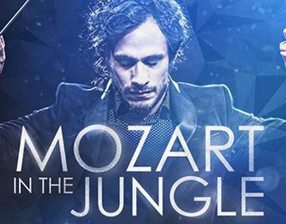 MOZART IN THE JUNGLE Season III Costume SV