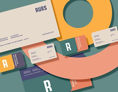 RURS Brand Identity Design.